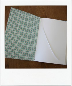 cahier pages blanches 2