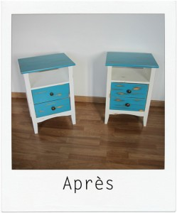 tables de chevet ANDERNOS 2