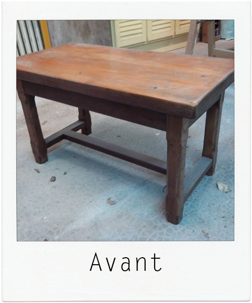 table basse GRAPHIK 1