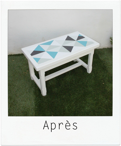 table basse GRAPHIK 2
